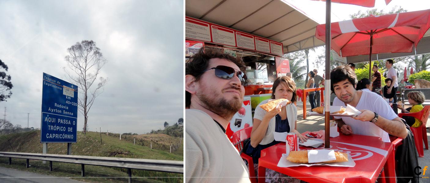 Camino a Boiçucanga