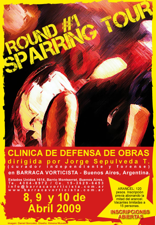 Sparring Tour - Buenos Aires