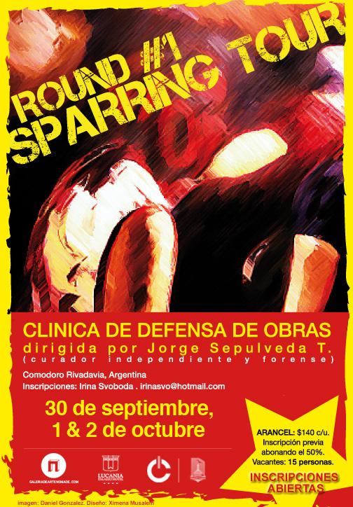 Sparring Tour - Comodoro Rivadavia