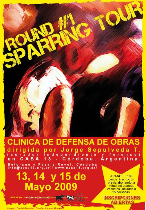 Sparring Tour - Córdoba